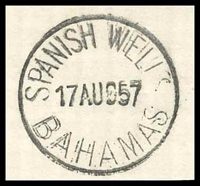 Lot 3690 [2 of 2]:Spanish Wells: 'SPANISH WELLS