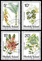Lot 4024 [2 of 4]:1984 Flowers SG #318-33 set of 16, Cat £19, cto.