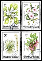 Lot 4024 [1 of 4]:1984 Flowers SG #318-33 set of 16, Cat £19, cto.