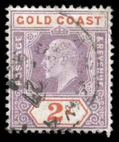 Lot 20438:1902 Wmk Crown CA SG #40 2d dull purple & orange-red.