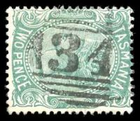 Lot 2028:34: on 2d Sideface.  Allocated to Fingal-PO 1/1/1842.