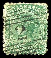 Lot 10164:2: on 2d Sideface.  Allocated to Avoca-Renamed from St. Paul's Plains PO 1/1/1838.