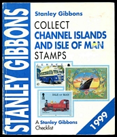 Lot 256:Channel Islands & Isle Of Man: Stanley Gibbons Collect Channel Islands and Isle of Man Stamps published in 1999, 270pp, Good used condition. Paperback.