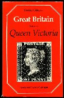 Lot 39:Great Britain: Stanley Gibbons Great Britain Volume 1 Queen Victoria published in 1985, 404pp, Excellent Used condition. Hardback. Dust Jacket.