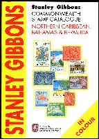 Lot 38:British Commonwealth: Stanley Gibbons Commonwealth Stamp Catalogue Northern Caribbean, Bahamas & Burmuda 1st Edition in 2006, 87pp, Excellent Used Conditon. Paperback.