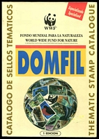Lot 216:WWF: World Wide Fund for Nature First Edition published by Domfil in 1996, 254pp, Excellent Used Condition. In Spanish and English. Paperback.