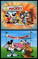 Lot 21611:1989 Walt Disney Characters SG #1316-7 set of 2 $5 M/sheet.