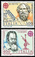 Lot 3721:1983 Europa SG #1800-1 set of 2, Cat £30.