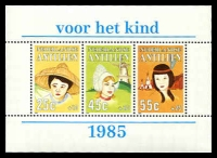 Lot 4392:1985 Child Welfare SG #897 M/S.