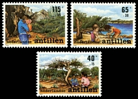 Lot 26083:1989 Child Welfare SG #989-91 set of 3.