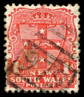 Lot 5380:979: BN on 1d Arms. [Rated SS]  Allocated to Clifton-PO 16/6/1879; closed 30/6/1983.