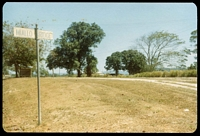 Lot 1638:Miallo (3): - colour photo of 'Miallo Bridge' street sign taken 1980.  RO c.1925; PO 1/7/1927; closed 31/10/1975.