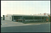 Lot 1661:Nerang East M.A.C.: - colour photo of Mail Centre taken 1993.  PO 29/10/1990.