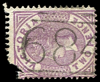 Lot 2012:684: '684' on 2d Bell (missing corner). [Rated R]  Allocated to Fiddler's Creek-PO 1/7/1869; renamed Percydale PO 21/11/1871; closed 10/3/1942.