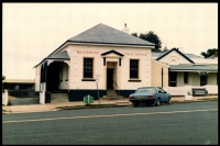 Lot 6587:Braidwood: - colour photo of PO take c.1987.  Renamed from Strathallan PO 1/1/1837.