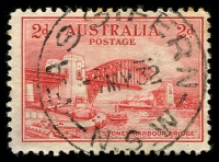 Lot 1262:Fassifern: - 'FASSIFERN/7MY32/N.S.W' (ERD) on 2d Bridge.  PO 1/1/1888; closed 31/3/1983.