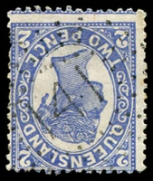 Lot 1699:141: rays on 2d 2-corners.  Allocated to Imbil-PO 9/7/1870; closed 13/8/1872.