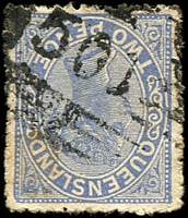 Lot 7856:501: BN on 2d Lined-Oval.  Allocated to Yandilla-PO 1/3/1870; RO 1/10/1878; PO 14/3/1892; closed 8/1/1973.