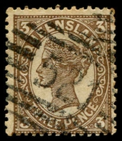 Lot 8370:521: BN on 3d 4-Corners.  Allocated to Boulia-PO 1/7/1879.