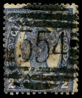 Lot 1772:554: on 2d 4-Corners. [Rated 2R]  Allocated to Pinkenba-RO c.1892; PO c.1897.