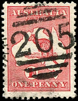 Lot 2018:205: right half of duplex on 1d Roo.  Allocated to Wahgunyah-PO 1/7/1858; LPO 3/5/1994.