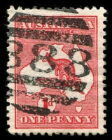 Lot 2540:888: '888' right half of framed duplex on 1d Roo.  Allocated to Minyip-PO 1/5/1875; LPO 1/12/1993.