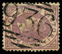 Lot 2541:936: on 2d Bell. [Rated S]  Allocated to Everton-PO c.1876; closed 10/12/1965.