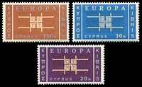 Lot 17986:1963 Europa SG #234-6 set of 3, Cat £19.