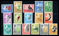 Lot 28373:1962-66 Pictorials SG #90-105 complete set of 16, Cat £50.