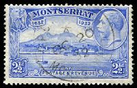 Lot 3942:1832 300th Anniversary SG #88 2½d ultramarine, Cat £21.