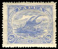 Lot 27098:1911-15 Monocolour SG #87a 2½d dull ultramarine.