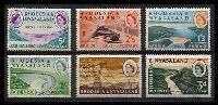 Lot 4099:1960 Kariba Hydroelectric Scheme SG #32-7 complete set of 6, Cat £20.