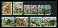 Lot 28374:1969-72 Animals SG #161-75 set of 15, Cat £25.