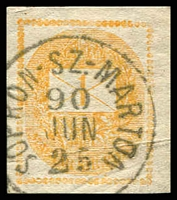 Lot 4154:Sopron SZ Marton: single-ring 'SOPR