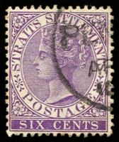 Lot 3899 [1 of 2]:1883-91 New Colours SG #66,66a 6c lilac & 6c violet, Cat £37. (2)